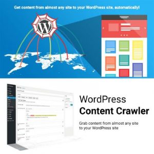 WP Content Crawler – Get content from almost any site, automatically!