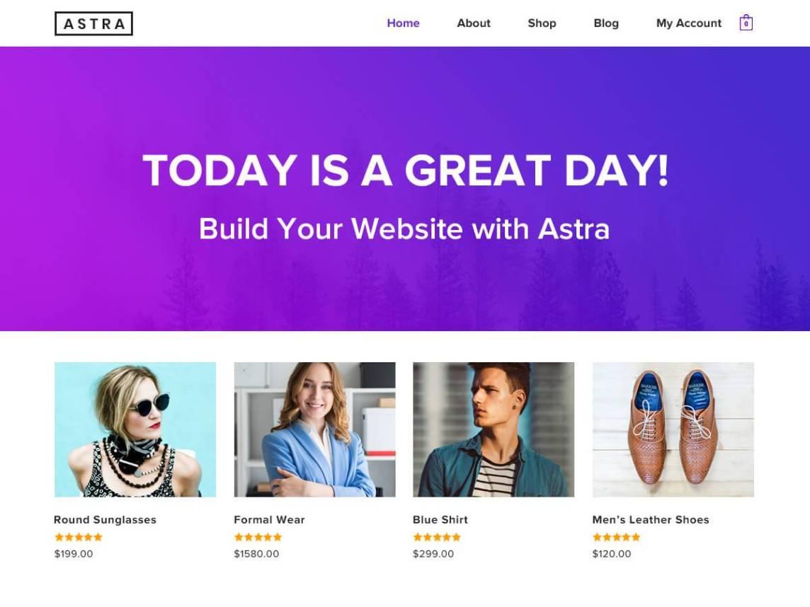 Top 5 Theme Làm Web Bán Hàng Tốt Nhất