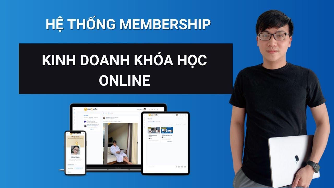 Hướng dẫn tạo Website Cộng Đồng Kinh Doanh Khóa Học Online
